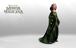 Hintergrundbilder Merida – Legende der Highlands