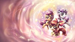 Hintergrundbilder My Little Pony