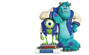 Hintergrundbilder Disney Die Monster AG Animationsfilm
