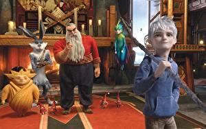 Bilder Die Hüter des Lichts Junge 3D-Grafik Kinder