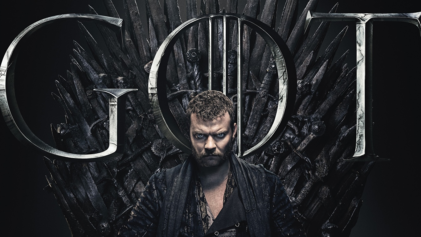 Photos Game Of Thrones Man Throne Film 1366x768