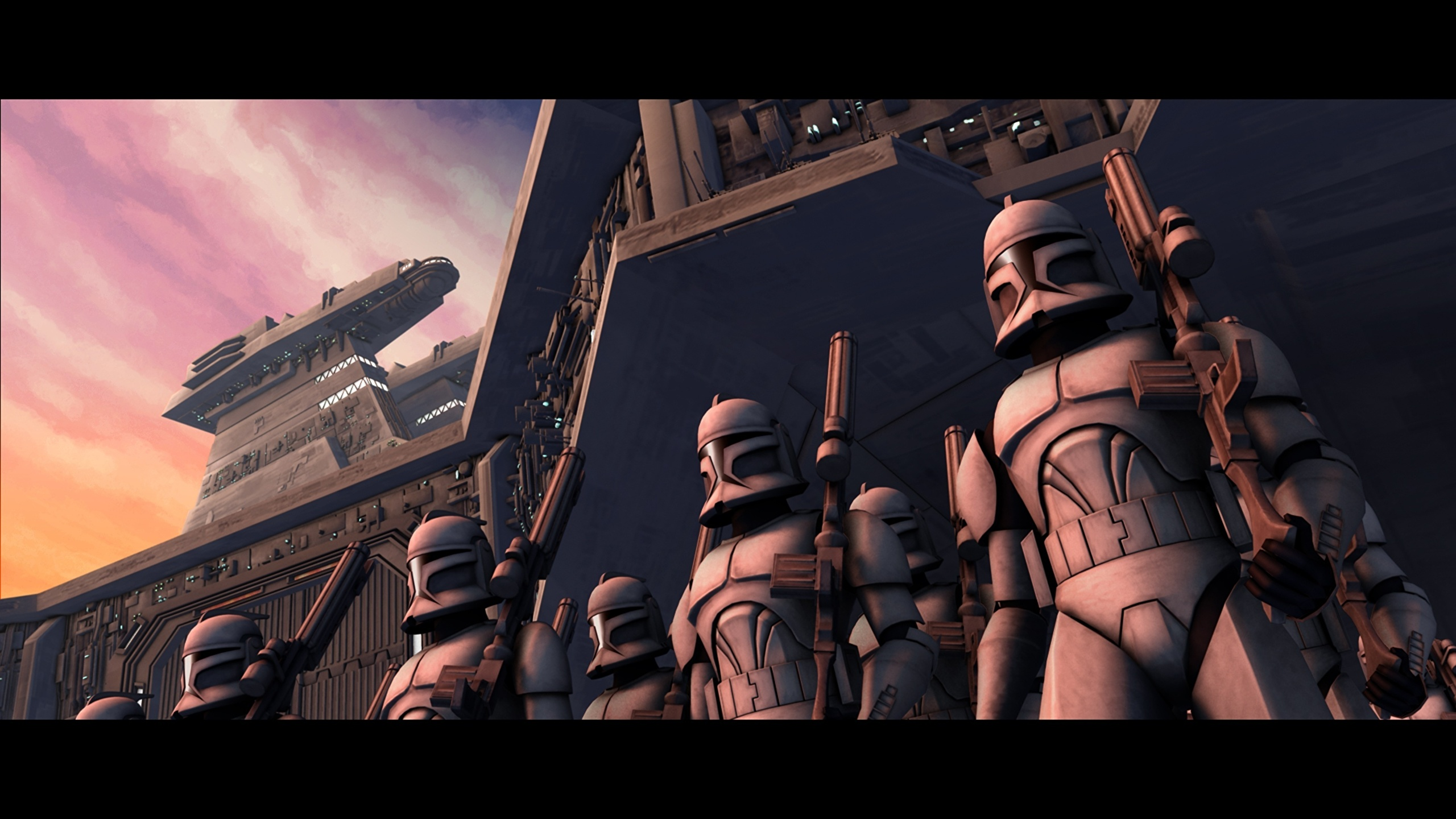Photos Star Wars Movies Star Wars Episode Ii Clone 2560x1440