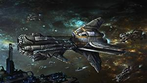 Pictures Ships Jonathan Powell Space Fantasy