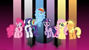 Fotos My Little Pony Vektorgrafik