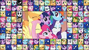 Fotos My Little Pony Vektorgrafik Zeichentrickfilm