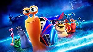 Fotos Schnecken Turbo (film) Starren 3D-Grafik