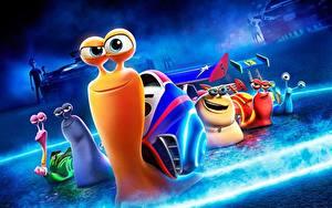 Papéis de parede Gastrópodes Turbo (filme) Ver 3D_Gráfica