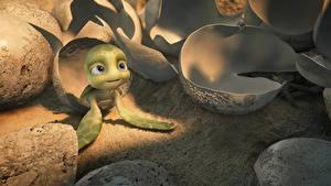 Hintergrundbilder Schildkröten Eier A Turtle's Tale: Sammy's Adventures 3D-Grafik