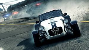 Photo Need for Speed Need for Speed Most Wanted Lotus Caterham 7 Front superlight r500 3D_Graphics Cars