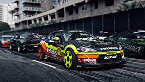 Hintergrundbilder Toyota gt86 Autos Sport