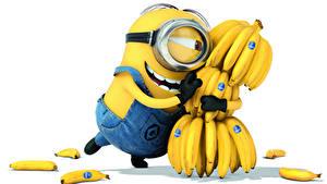 Bilder Ich – Einfach Unverbesserlich 2 Bananen Brille 3D-Grafik