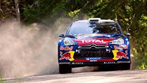Bilder Citroen Vorne DS3 Autos Sport