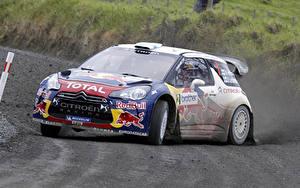 Hintergrundbilder Citroen DS3 auto Sport