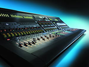 Pictures Musical Instruments Soundcraft Si3 Music