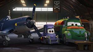 Bilder Cars Zeichentrickfilm 3D-Grafik