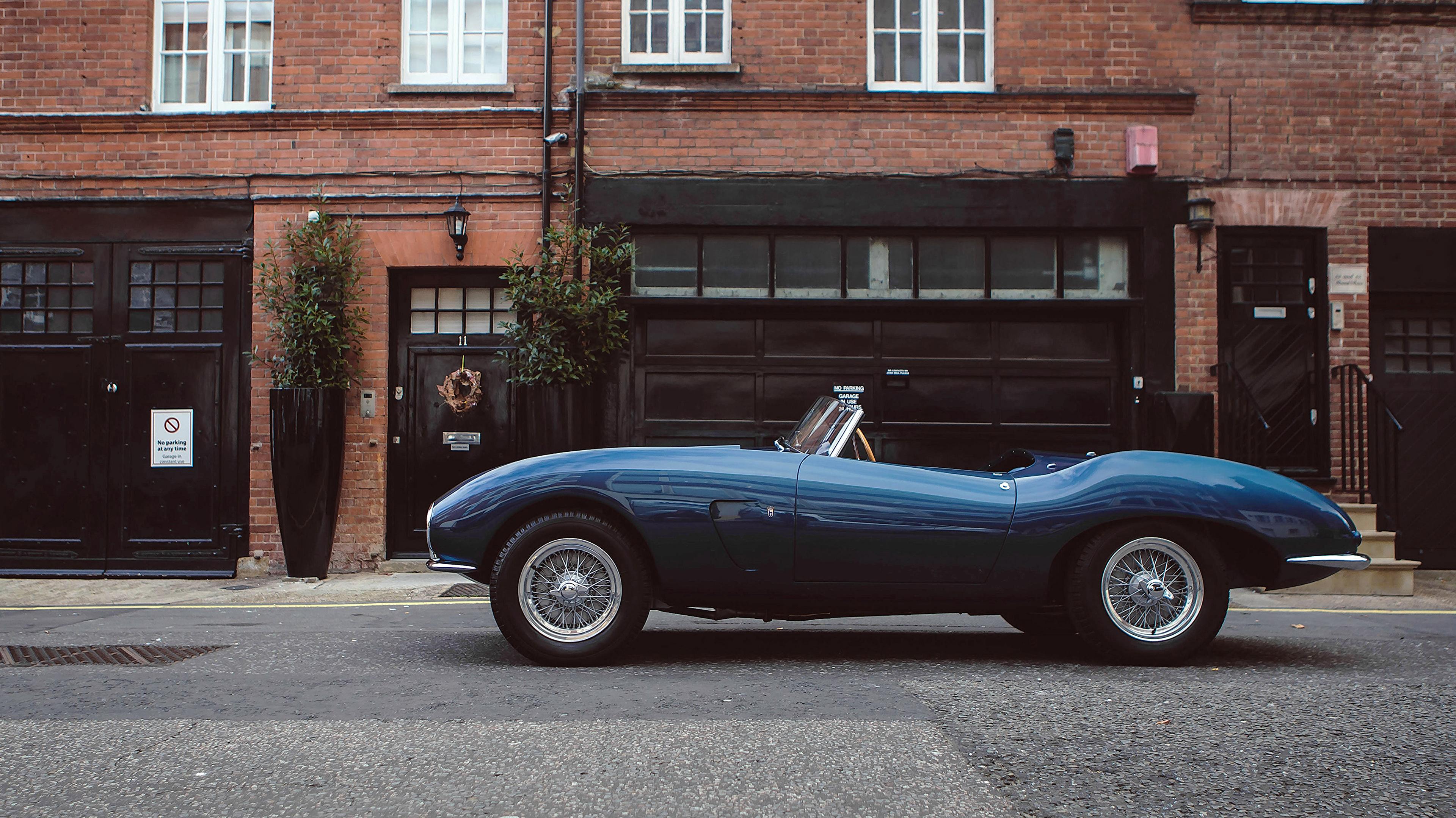 Image Aston Martin 1953 DB2-4 Bertone Spider Bertone 3840x2160