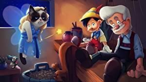Fotos Pinocchio Feen