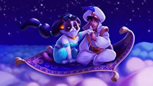 Bilder Aladdin