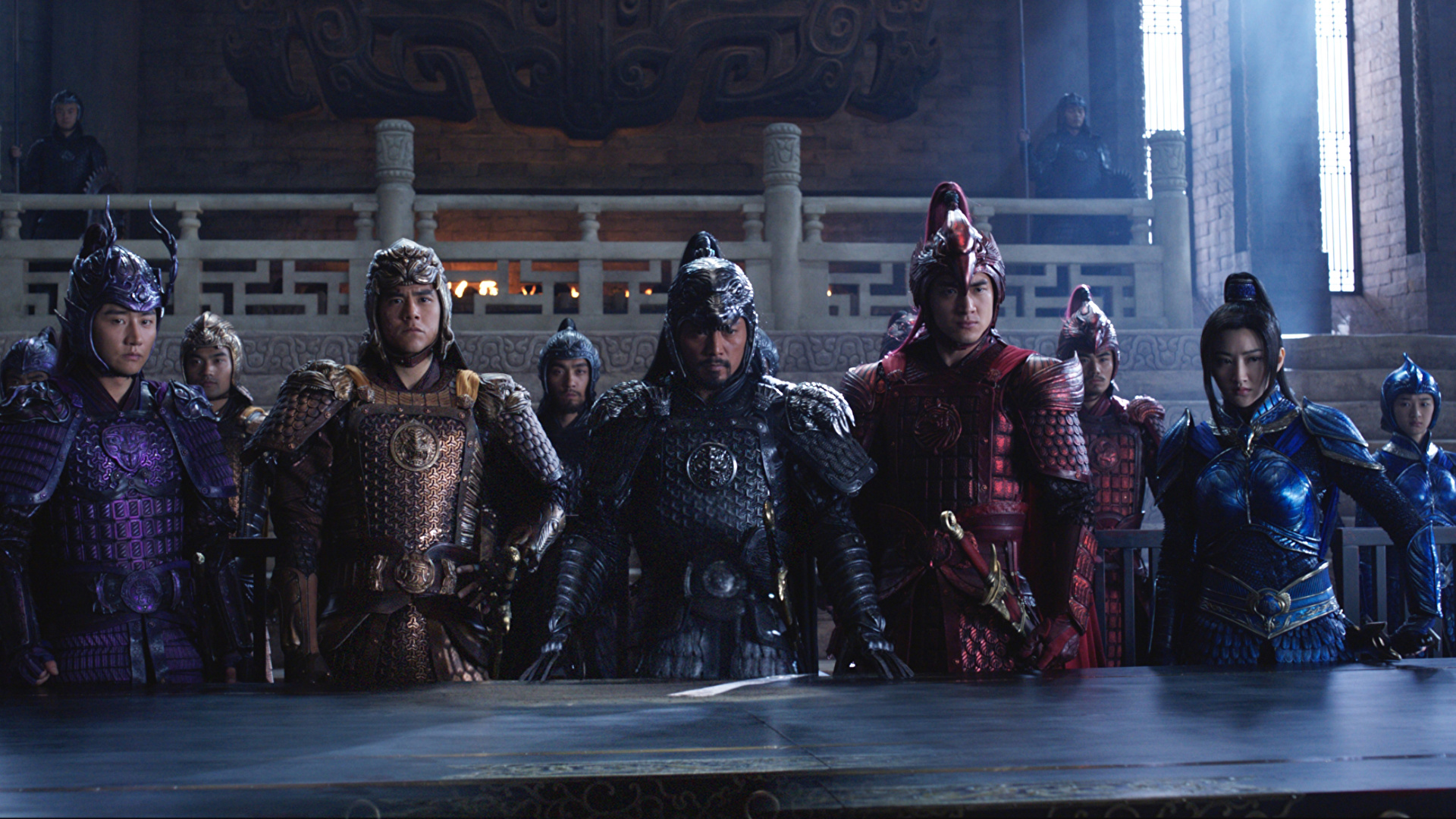 Watch The Great Wall Online Stream Full Movie Nowtv Free