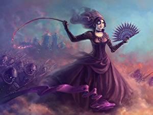 Fonds d'écran Berserk - Games Guerrier Monsters Les robes Jeux Filles