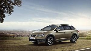 Hintergrundbilder Seat Fahrzeugtuning 2014 Leon X-Perience