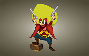 Hintergrundbilder Disney Looney Tunes Yosemite Sam