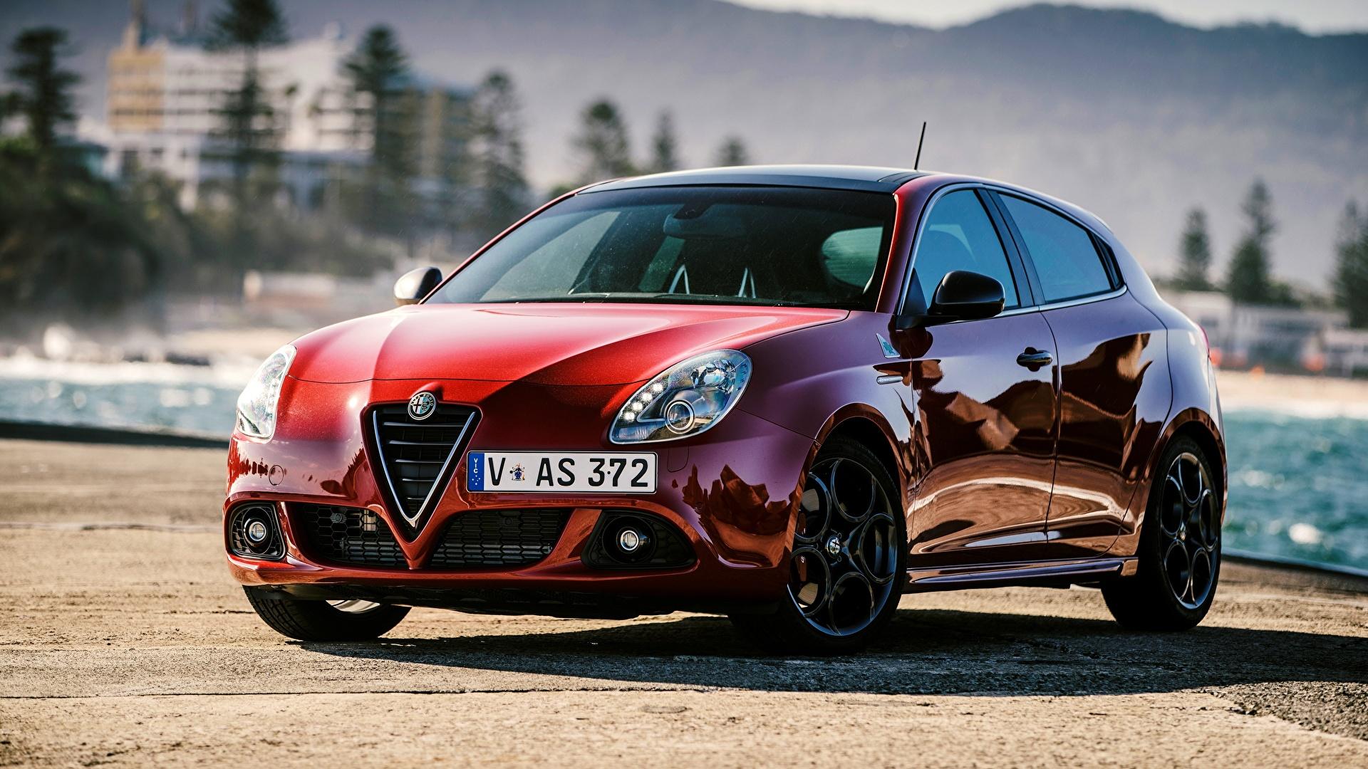Images Alfa Romeo 2015 Giulietta Quadrifoglio Verde 1920x1080