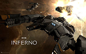 Image EVE online Ship Manticore vdeo game Space Fantasy 3D_Graphics