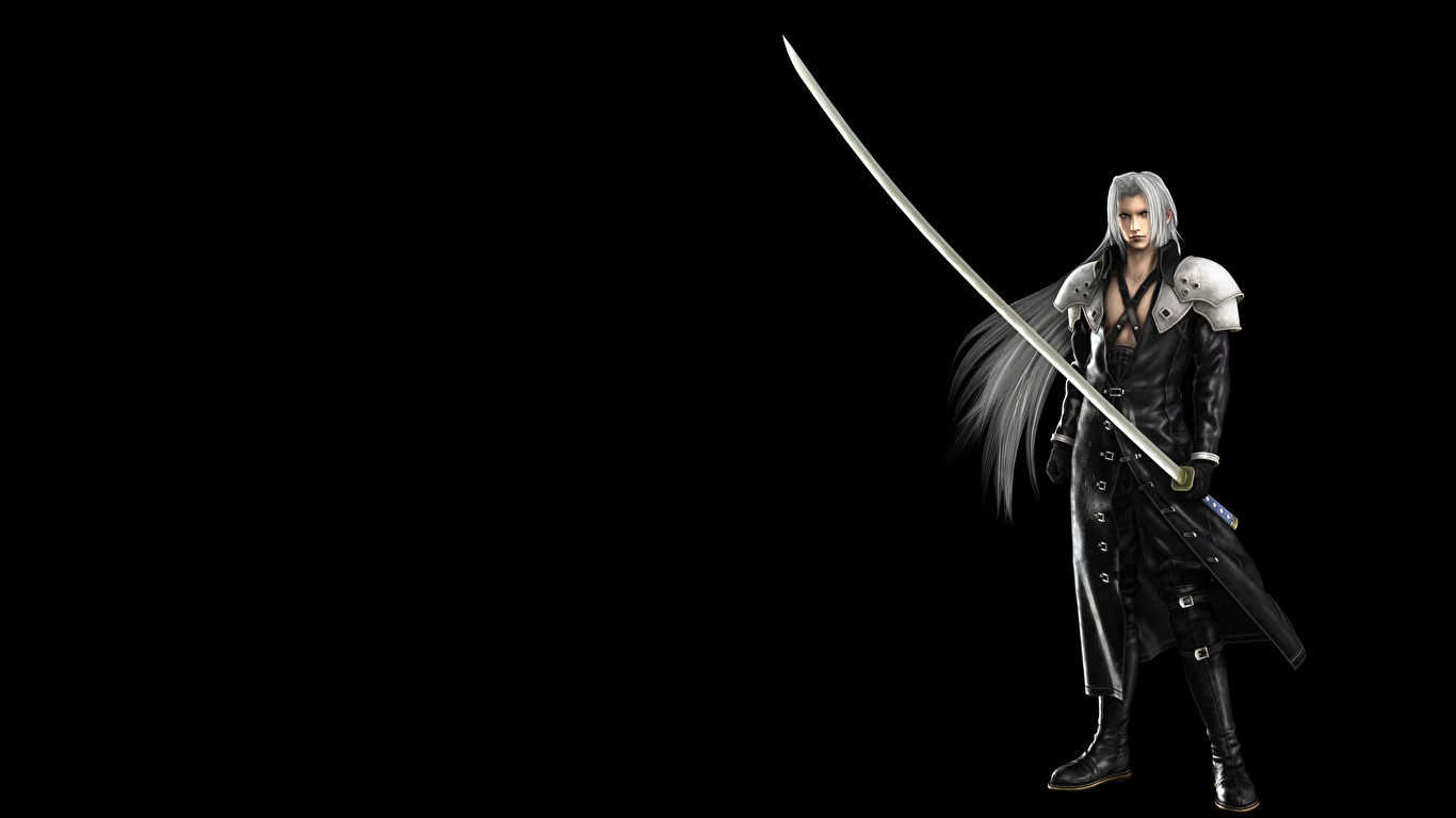 Images Final Fantasy Sabre Warriors Sephiroth 3d Graphics