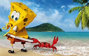 Bilder SpongeBob Schwammkopf Krabben - Tiere Tiere