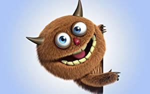 Bilder Die Monster AG 3D-Grafik