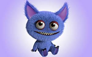 Bilder Die Monster AG Animationsfilm 3D-Grafik