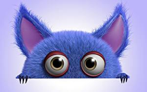 Hintergrundbilder Die Monster AG Animationsfilm 3D-Grafik