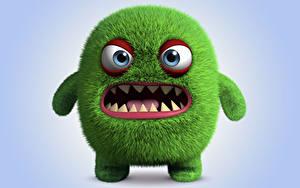 Fotos Die Monster AG Zeichentrickfilm 3D-Grafik