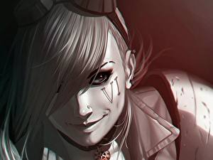 Bilder League of Legends Vektorgrafik Blick Gesicht vi Spiele Mädchens