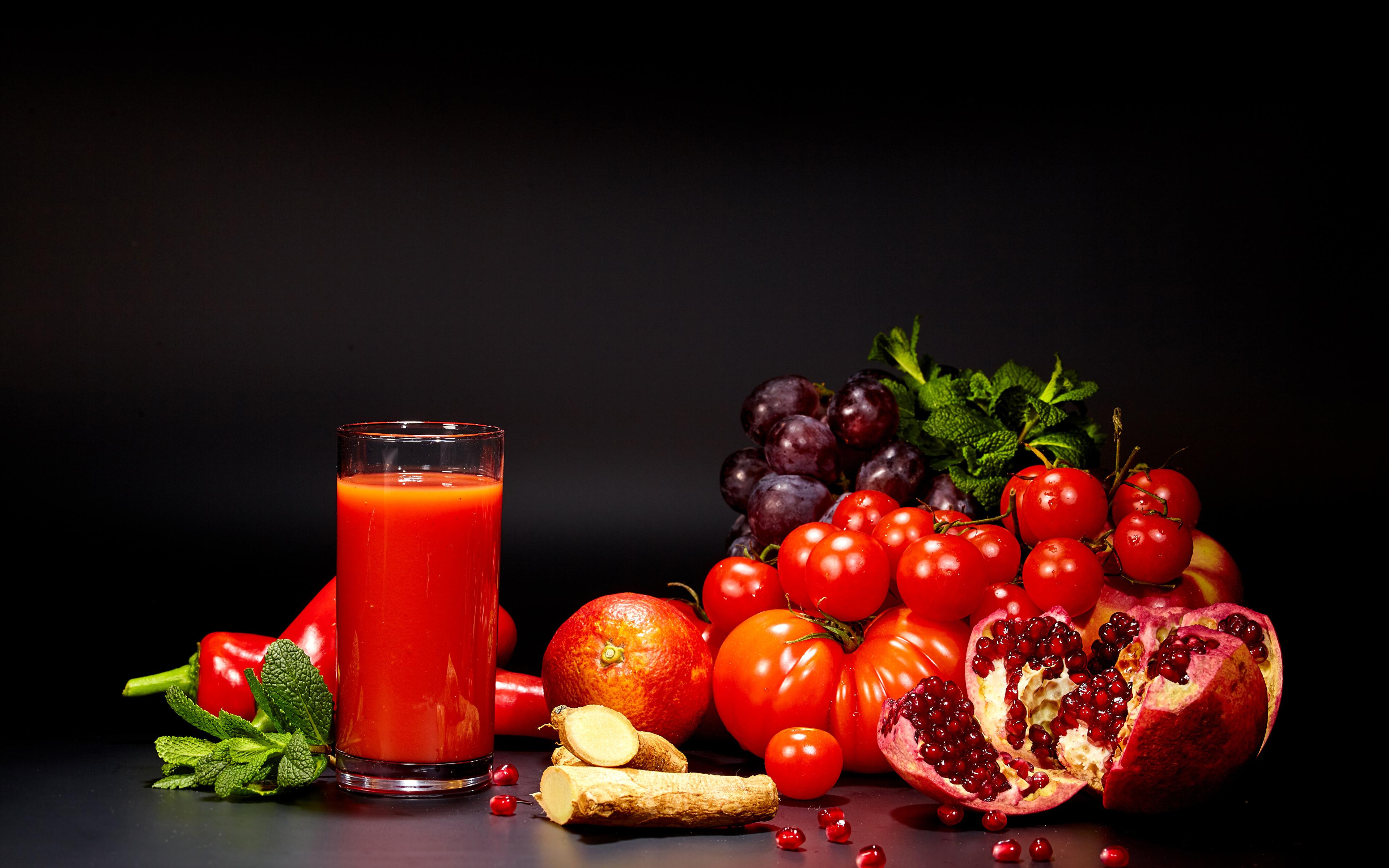 Виноградный сок и диета