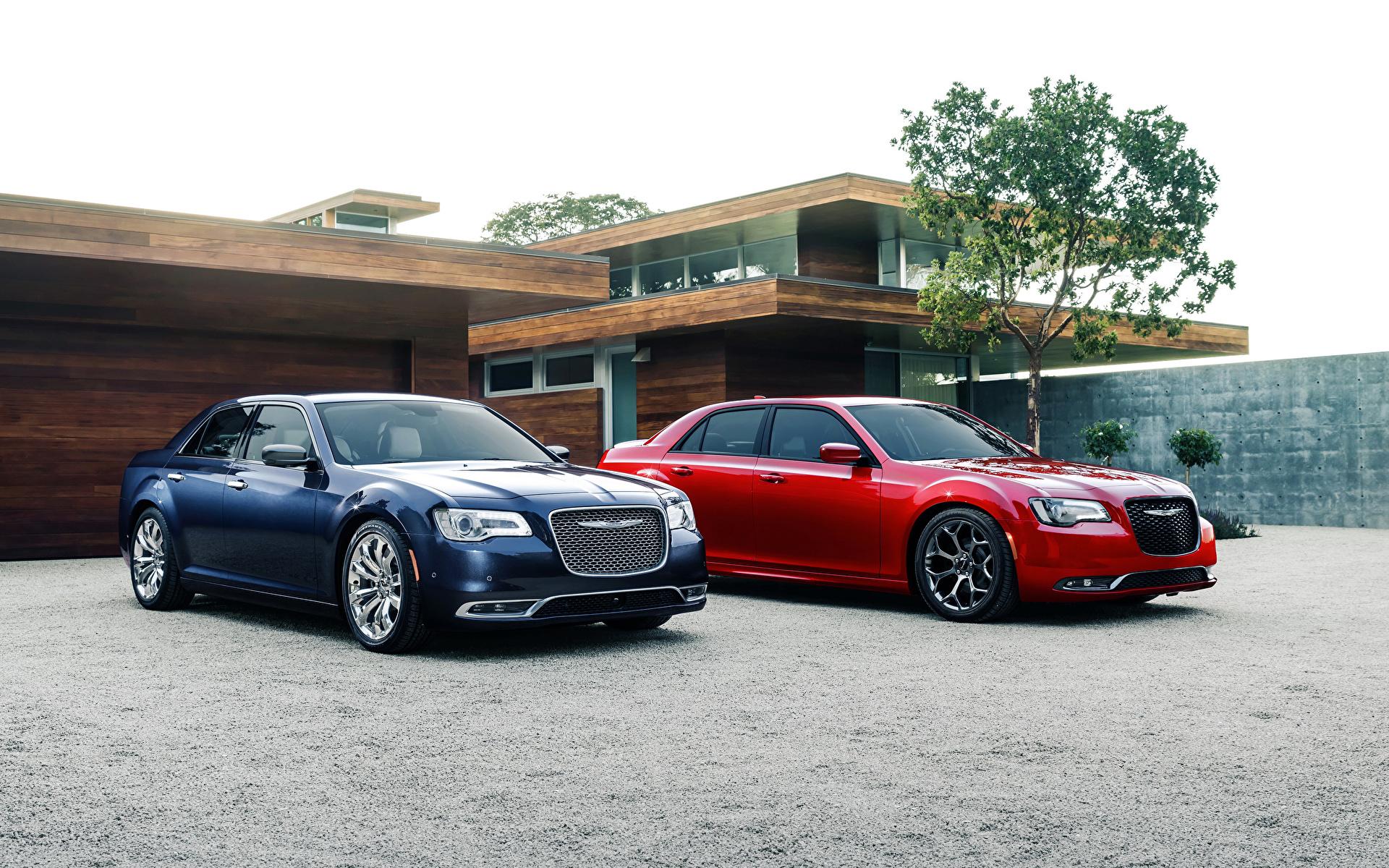 1920x1200 Chrysler 2015 300 C Dos Lujo Metálico autos, automóvil, automóviles, el carro, caro, caros, 2 Coches