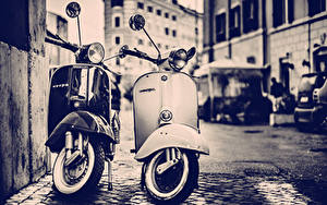 Hintergrundbilder Motorroller Vespa