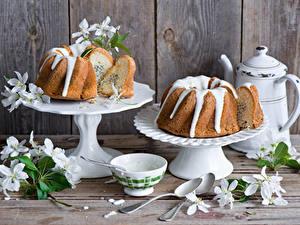 Bilder Backware Obstkuchen Keks Löffel Lebensmittel