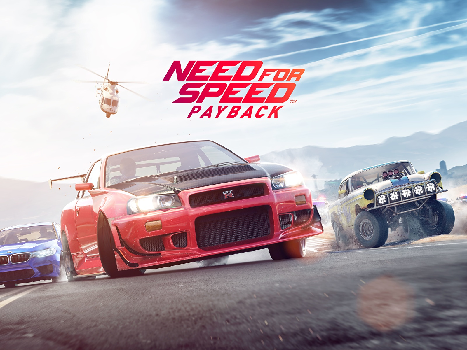 Pictures Need for Speed Payback Games 1600x1200 vdeo game