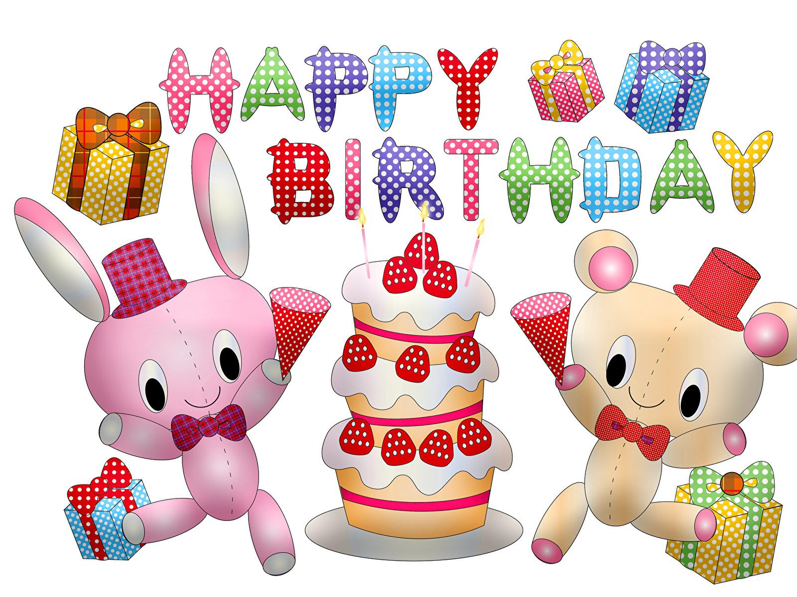 Bilder på skrivbordet Födelsedag Engelsk Tårta Låda Gåva Skrivet ord 1600x1200 engelska text textning
