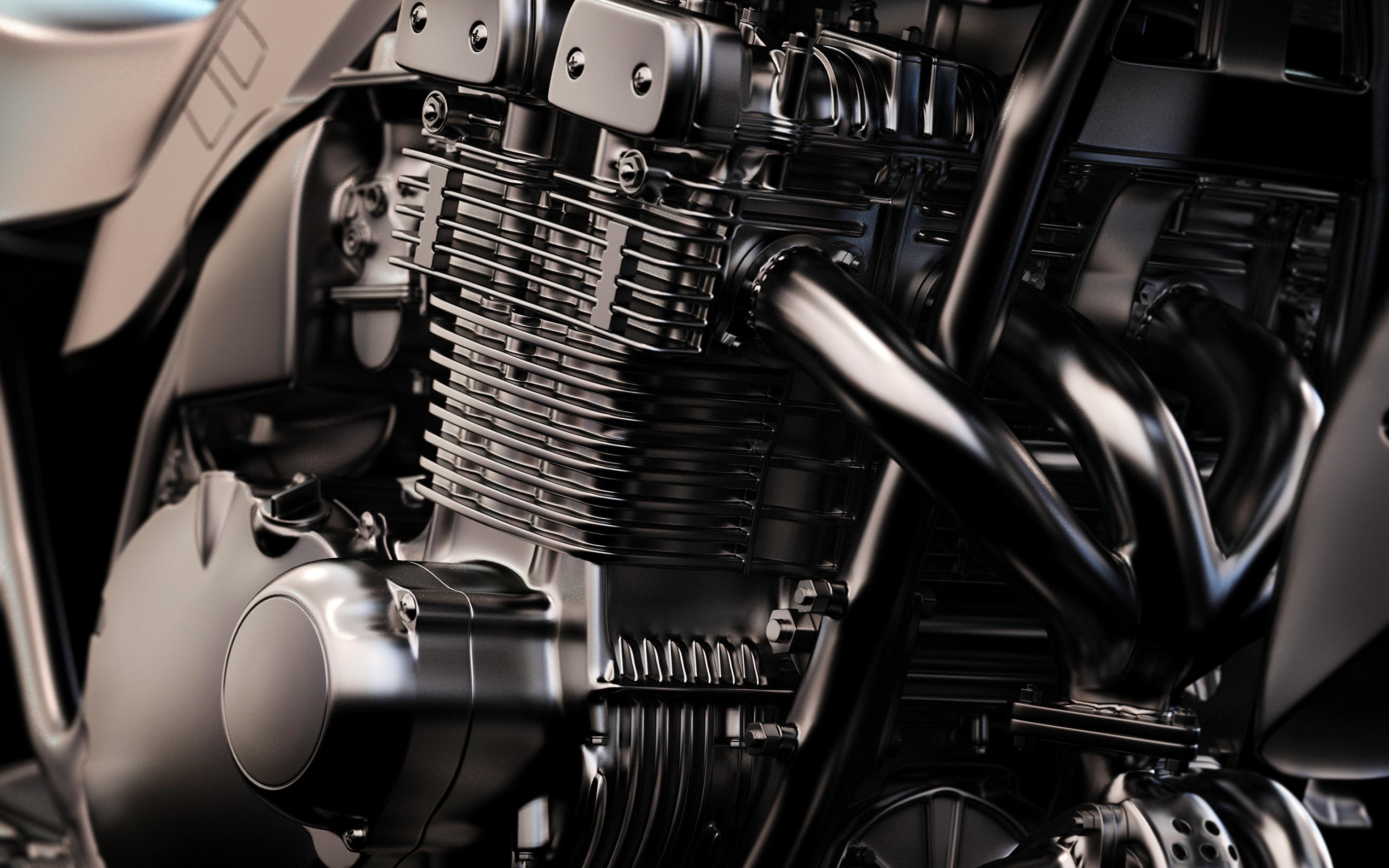 Fondos de pantalla motores motos