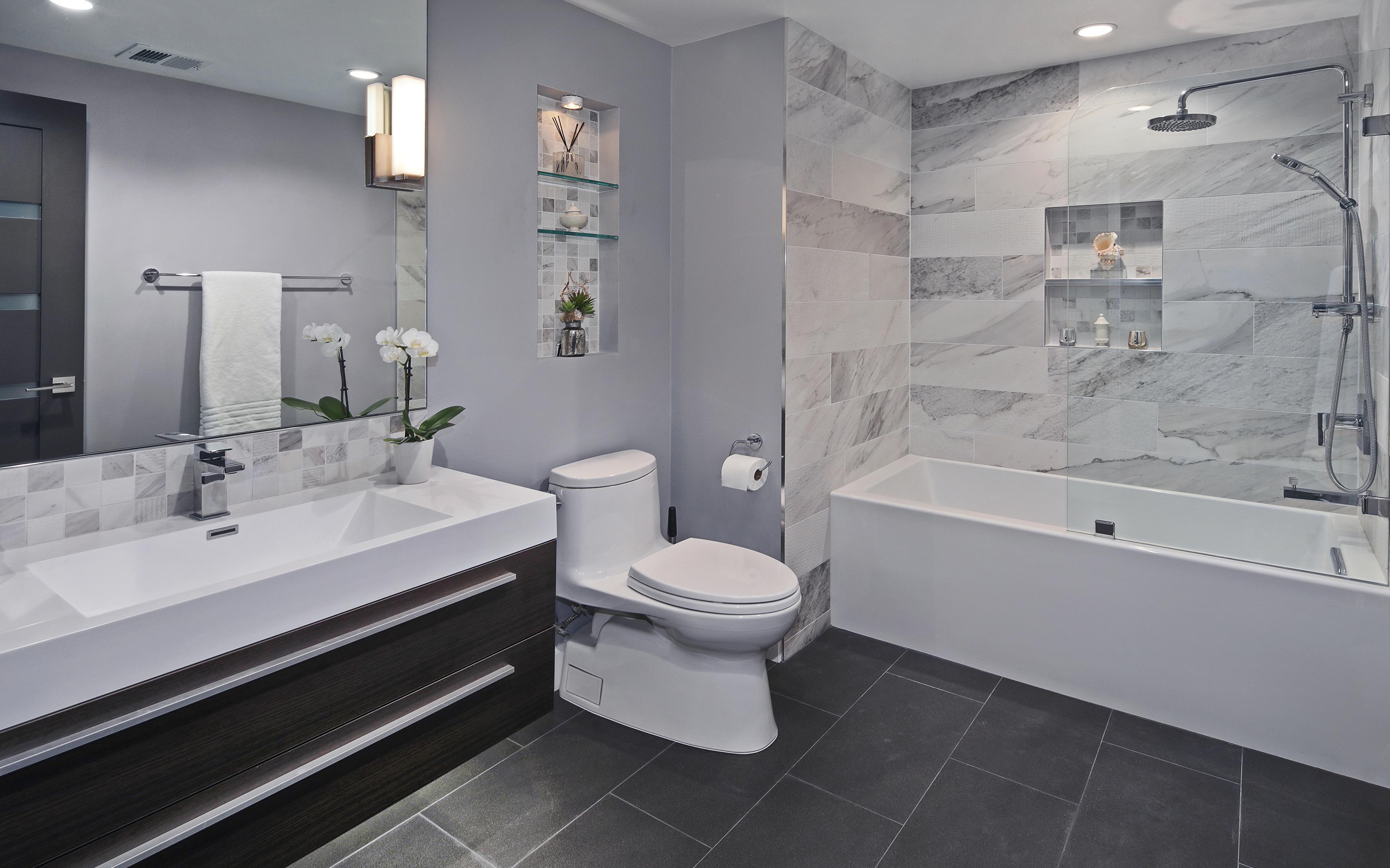 Fondos de Pantalla 3840x2400 Diseño interior Diseño Cuarto ...