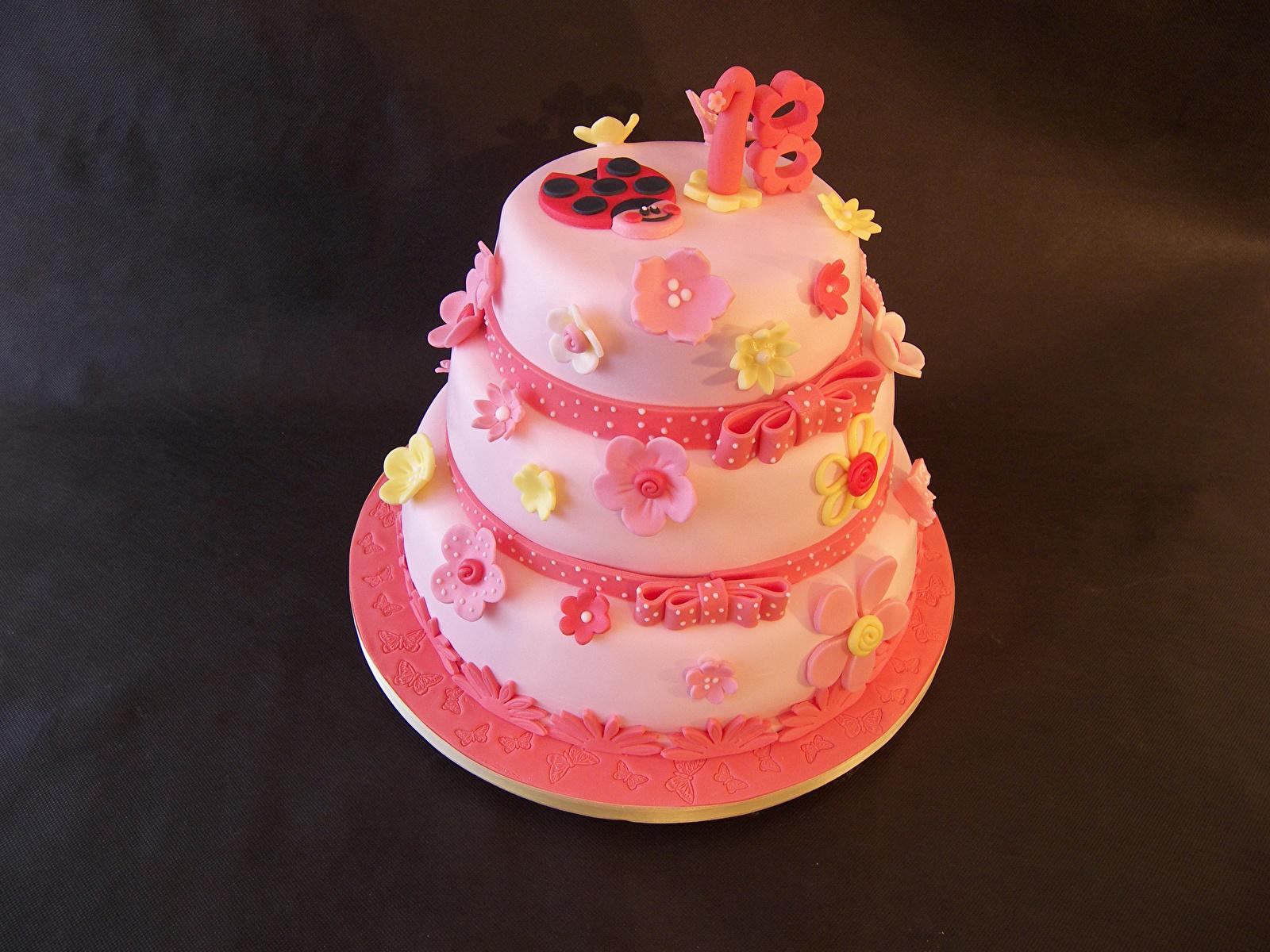 Fotos von Torte das Essen Süßware Design 1600x1200 Lebensmittel Süßigkeiten