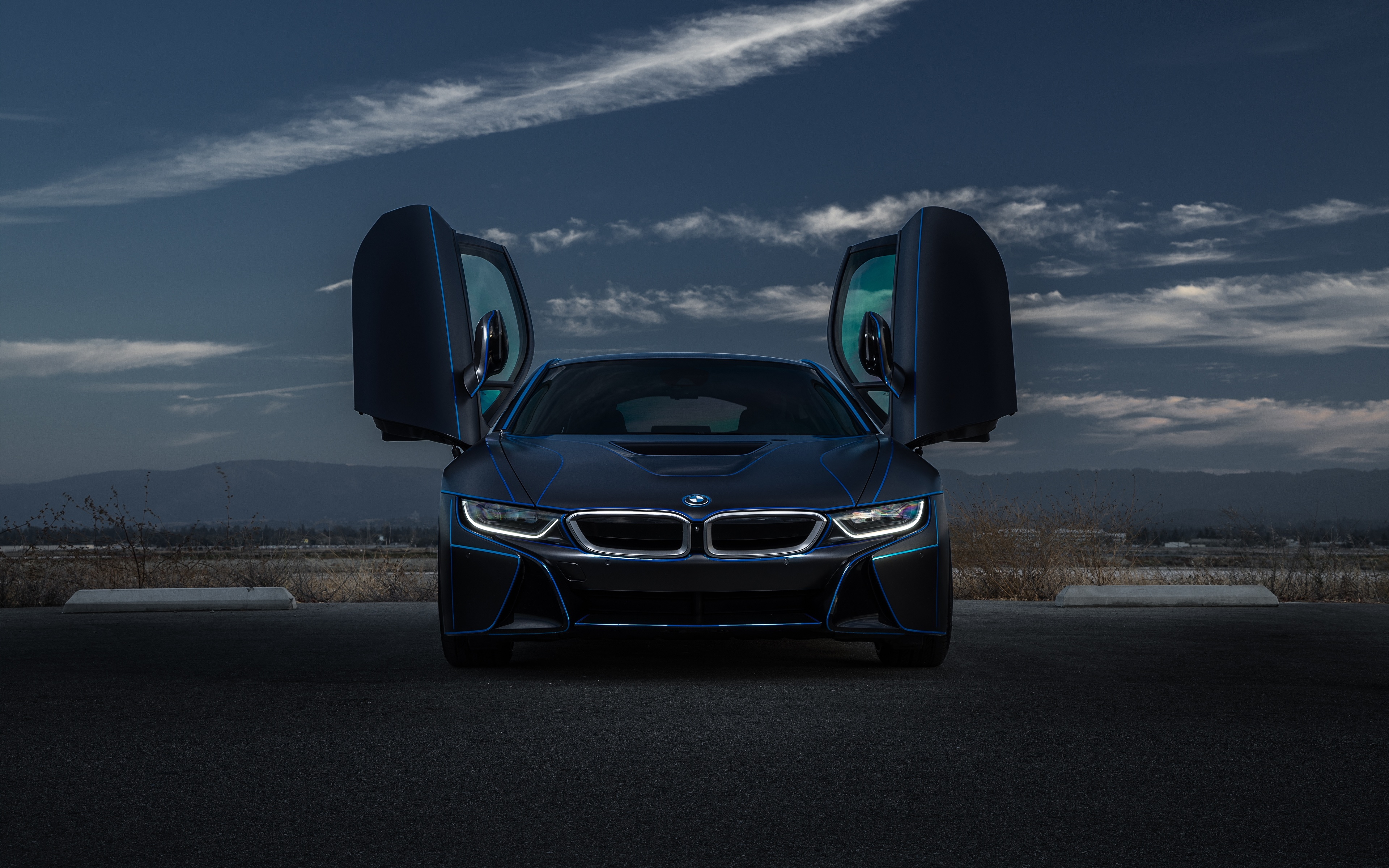 Desktop Wallpapers Bmw I8 Aristo Collection Ss Customs 3840x2400