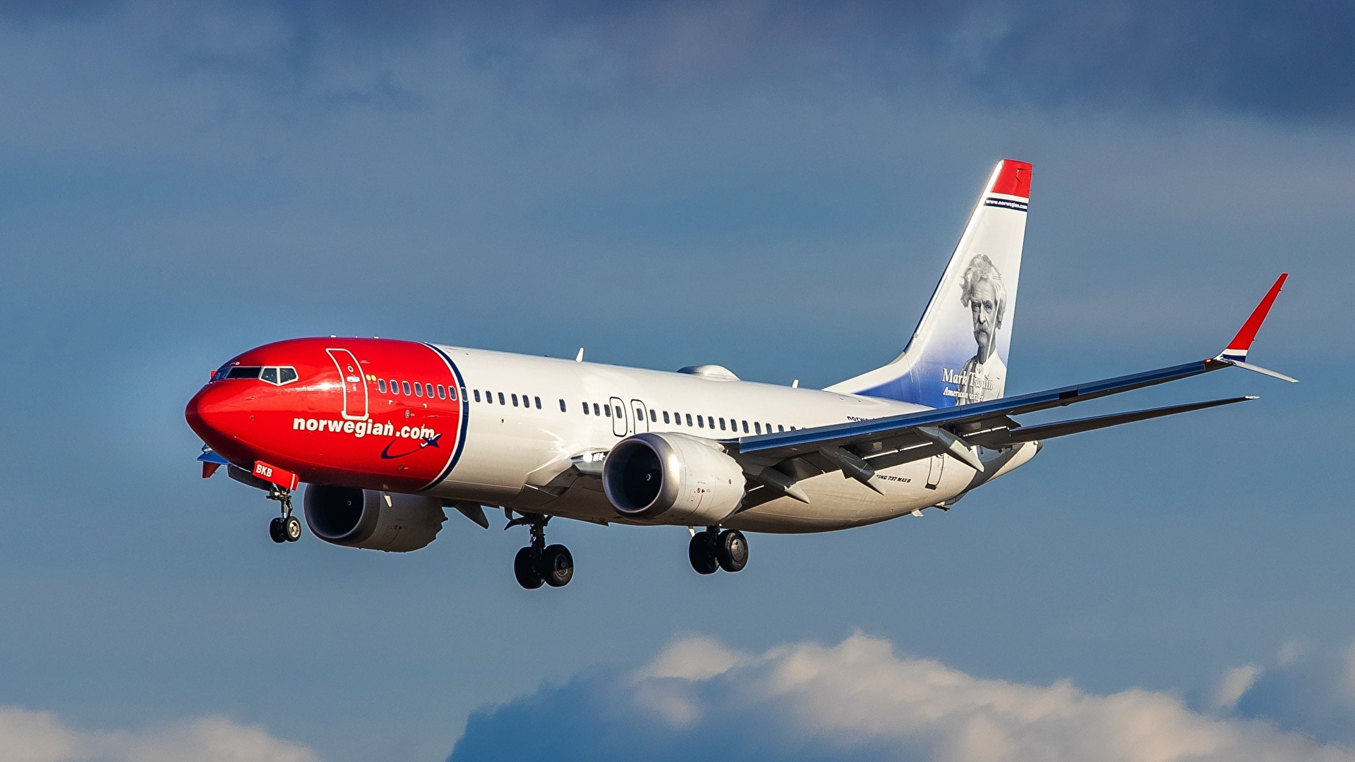 boeing 737 max norwegian air
