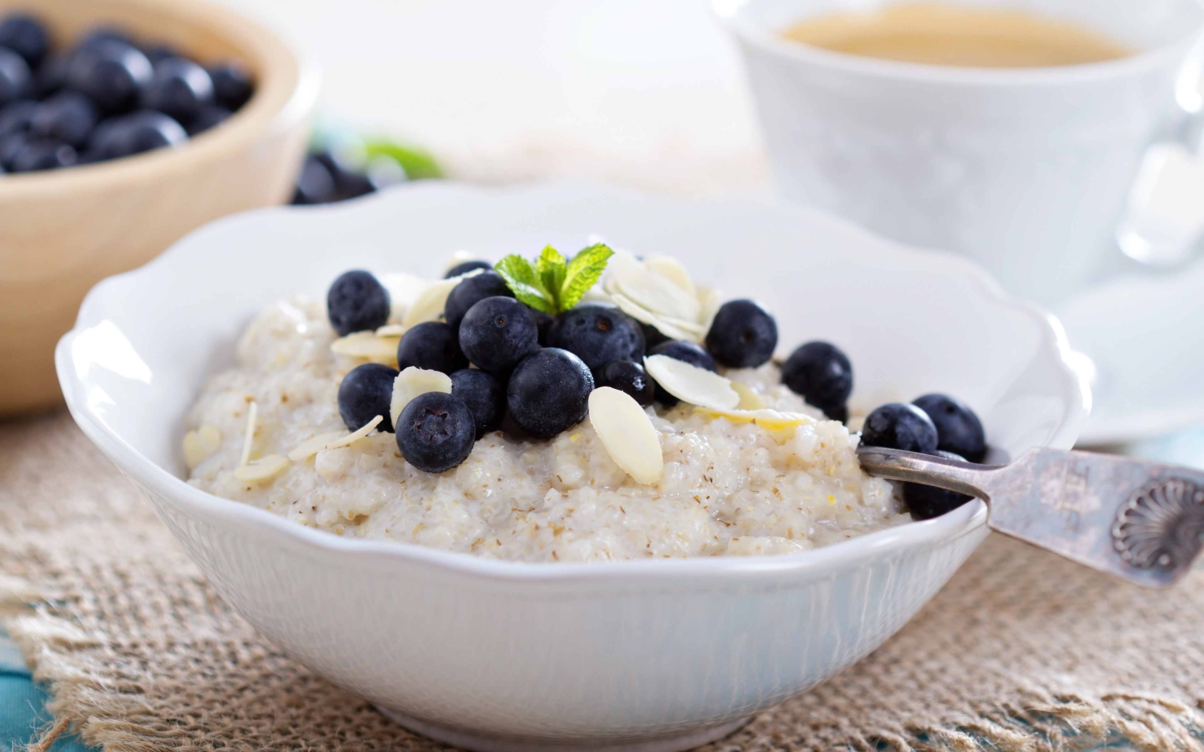 Рисовые завтраки диета