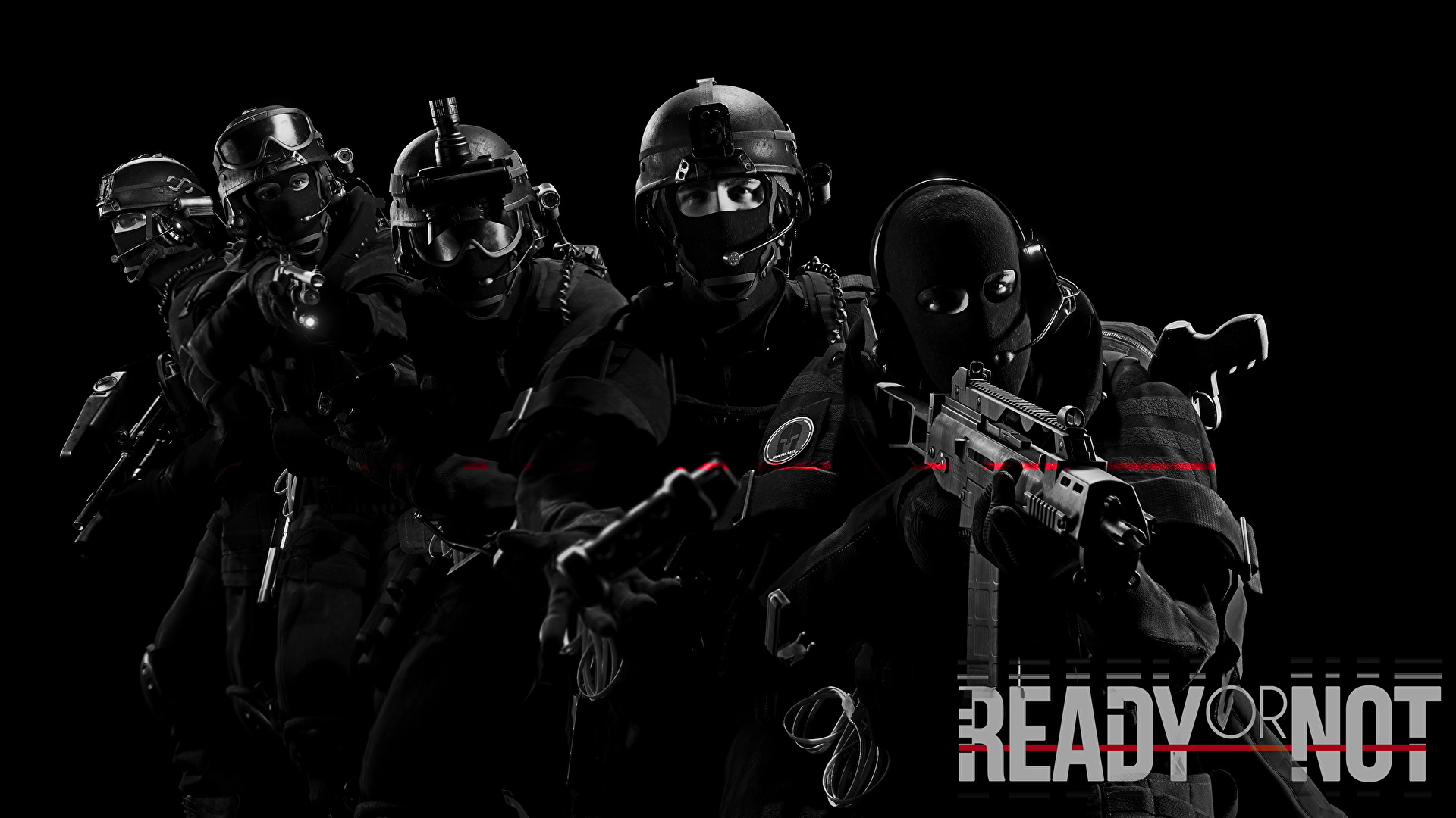 Wallpaper Tom Clancys Rainbow Six Siege Soldiers Assault