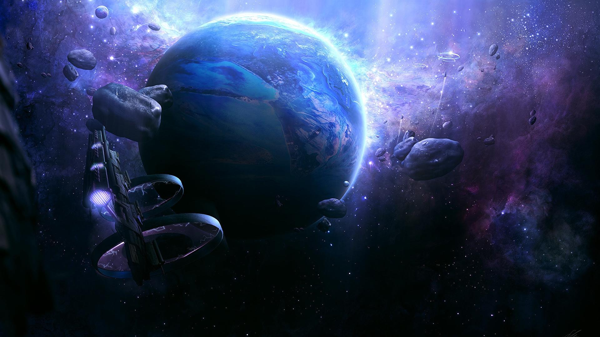 壁紙 1920x1080 惑星 宇宙空間 ダウンロード 写真