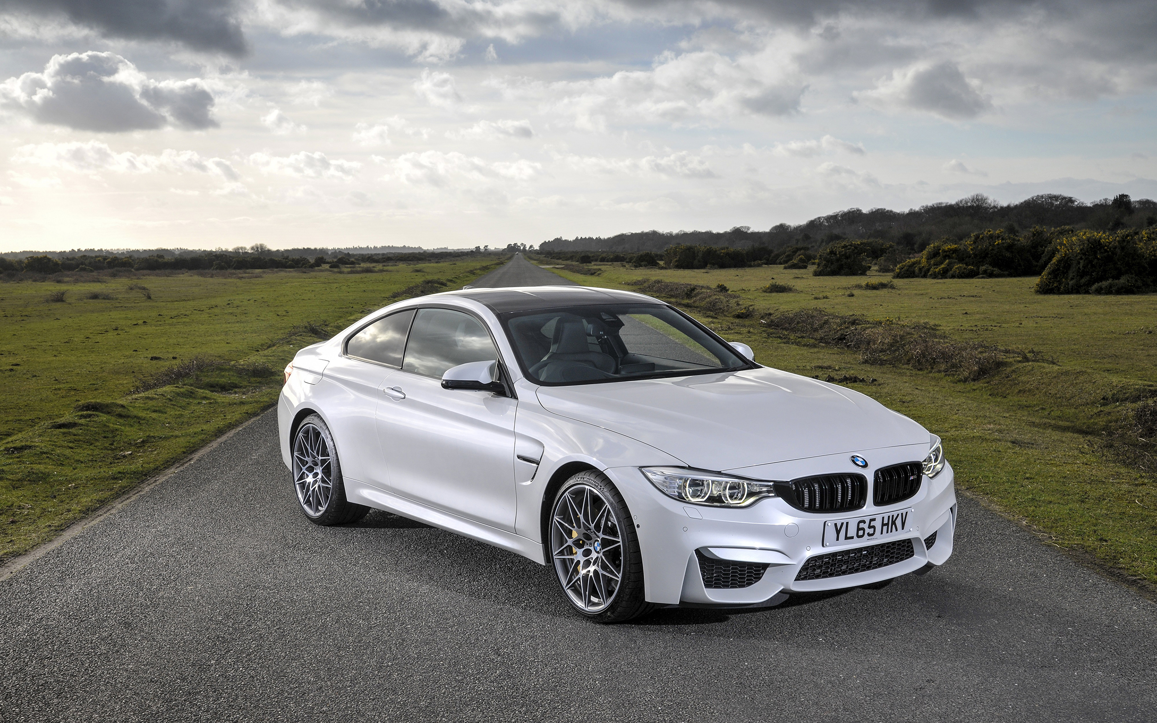 Desktop Wallpapers 2016 BMW M4 Competition Package White ...